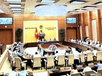 NA Standing Committee starts 38th session