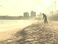 Ô nhiễm do tràn dầu lan rộng tại Brazil