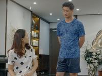 Hoa hồng trên ngực trái - Tập 17: Thái dùng tiền 'mặc cả' với Khuê để được ly hôn