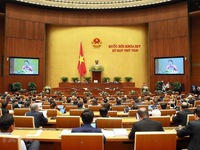 Eighth session of 14th-tenure National Assembly opens