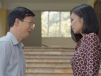 Hoa hồng trên ngực trái - Tập 23: Dũng buộc lòng phải ly hôn San vì sợ mang tội bất hiếu