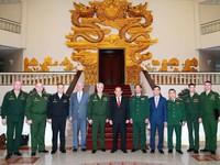 Hợp tác quốc phòng Việt Nam - Liên bang Nga