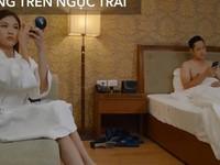 Hoa hồng trên ngực trái - Tập 24: Ngủ với cấp dưới của Thái, Trà phải chịu cảnh 'không công'
