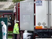 Vụ 39 thi thể trong xe tải ở Anh: Cảnh sát không xác nhận các thông tin đồn đoán về quốc tịch các nạn nhân