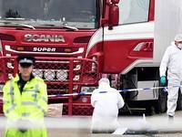 Anh bắt giữ nghi can thứ 4 liên quan đến vụ 39 người tử vong trong xe tải