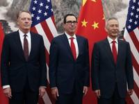Trưởng đoàn đàm phán thương mại Mỹ - Trung điện đàm