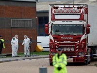 Update on the case of 39 deaths in UK lorry