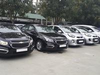 Thị trường ô tô giảm giá sâu trên mọi phân khúc