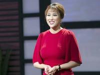 Đến Shark Tank làm cô giáo dạy tâm sinh lý, Phi Thanh Vân 'toát mồ hôi hột' vì bị các Sharks 'quay'