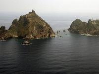 Hàn Quốc phản đối Nhật Bản tuyên bố chủ quyền đối với quần đảo Dokdo