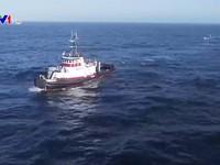 Vận hành tàu thu gom rác thải nhựa đại dương