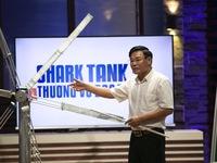 Gọi 6 triệu USD, startup cao tuổi nhất Shark Tank mùa 3 khiến Shark Việt rót vốn để 'cùng điên'
