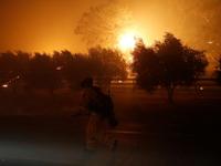 Bang California nỗ lực khống chế cháy rừng