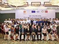 Diplomats provided with knowledge to protect female migrant workers from violence