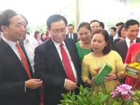 70% xã ở Thái Nguyên đạt chuẩn nông thôn mới