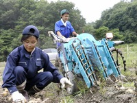 Ngành nông nghiệp tại Fukushima hồi sinh