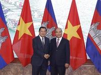 Vietnam, Cambodia enjoy close-knit relationship