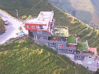 Văn phòng UBND tỉnh Hà Giang sẽ báo cáo hướng xử lý công trình trên đèo Mã Pì Lèng