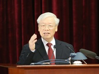 Party Central Committee convenes 11th plenum