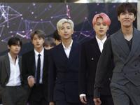 Ban nhạc BTS đóng góp hơn 3,5 tỷ USD cho nền kinh tế Hàn Quốc