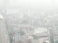North experiences severe air pollution