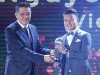 Nguyen Quang Hai and Park Hang-seo named winners at AFF Awards Night 2019