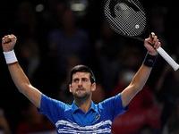 Djokovic thrashes Berrettini in ATP Finals opener