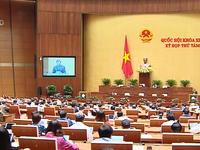 Quốc hội thảo luận về Dự án Luật Đầu tư theo phương thức đối tác công tư (PPP)