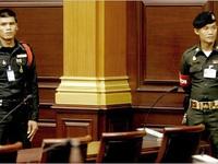 Xả súng tại phòng xử án ở Thái Lan, 3 người thiệt mạng