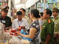 Lập 6 đoàn kiểm tra liên ngành về an toàn thực phẩm Tết Nguyên đán