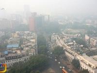 Ô nhiễm không khí nghiêm trọng tại Ấn Độ