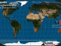 Động đất mạnh 7,1 độ richter ở Indonesia