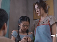 Tiệm ăn dì ghẻ - Tập 1: Ra tù, Minh (Quang Tuấn) khiến khán giả xúc động vì tình yêu dành cho con gái