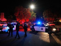 Xả súng tại tiệc xem bóng bầu dục tại bang California, Mỹ