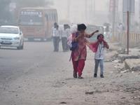 Ấn Độ ban bố tình trạng khẩn cấp do ô nhiễm không khí
