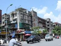 Hà Nội lập nghiên cứu quy hoạch cải tạo xây dựng chung cư cũ