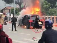 Vụ xe Mercedes gây tai nạn kinh hoàng: Nữ tài xế khai đạp nhầm chân ga