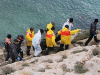 Italy phát hiện 5 thi thể nạn nhân nhập cư trái phép