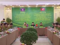 Phối hợp phòng chống tội phạm ma túy Việt Nam - Lào