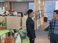 Hoa hồng trên ngực trái - Tập 33: Khang rộng lòng mời Thái về công ty riêng của mình