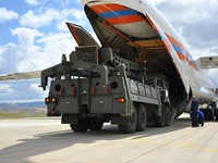 Thổ Nhĩ Kỳ bảo vệ việc thử nghiệm hệ thống S-400 của Nga