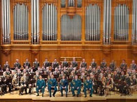 Russian military band to premier in Vietnam next December