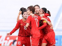 Vietnam's women's team to kick-start SEA Games title defence