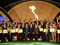 Vietnam honours 100 sustainable businesses