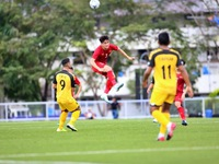 Defender Bui Tien Dung: 'Vietnam U22s should stay focused as SEA Games have just started'