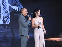 Ký ức vui vẻ: Hồng Nhung gợi nhắc kỷ niệm xấu hổ cùng nhà báo Lại Văn Sâm