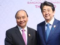 """""""Việt Nam coi Nhật Bản là đối tác tin cậy, quan trọng hàng đầu"""""""