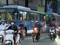 TP.HCM tổ chức lại giao thông theo hướng ưu tiên xe buýt