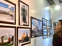 Exhibition spotlights Vietnam - Russia friendship