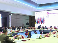 ASEAN Senior Officials' Preparatory Meeting takes place in Thailand